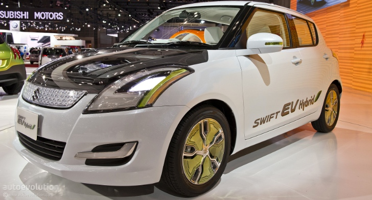 indian government reportedly getting suzuki swift hybrids autoevolution. Black Bedroom Furniture Sets. Home Design Ideas