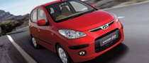 Indian Market: Hyundai i10 Replaces Santro as Best-Selling Model