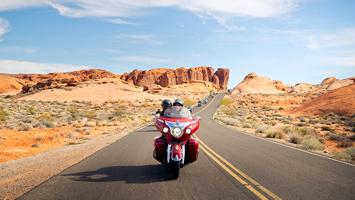 Indian Motorcycle Joins EagleRider Motorcycle Trip Company ...