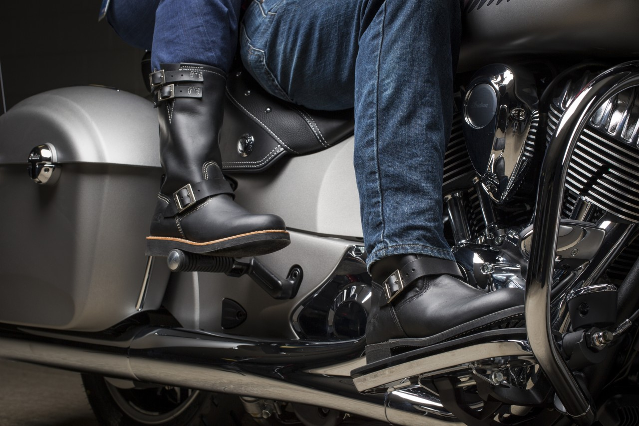 indian motorcycle releasing new motorcycle boots - autoevolution