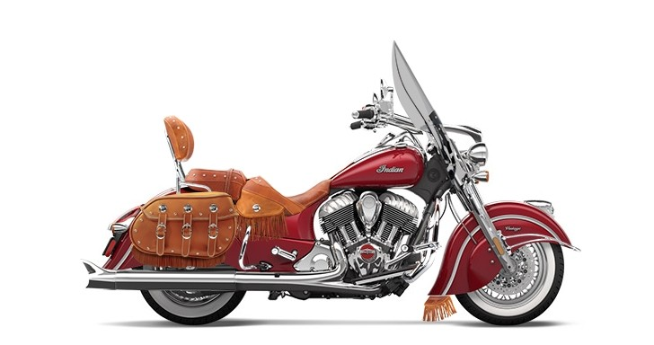 Indian Motorcycles Offers Online Customization Program