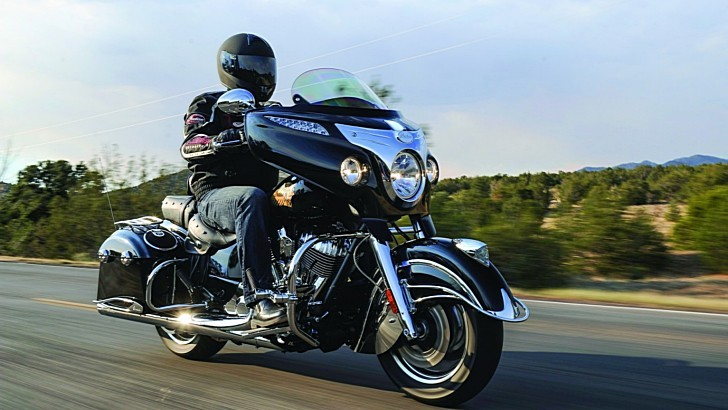 Indian Motorcycles Surfaces Comprehensive Warranty Program