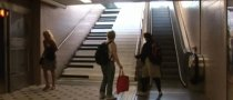 Indulge Yourself, Take the (Piano) Stairs