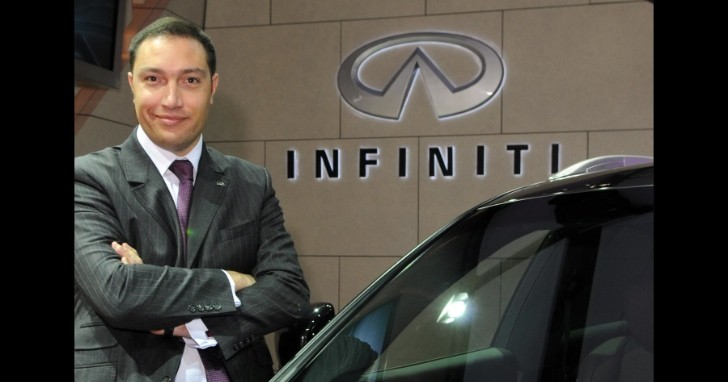 Infiniti Appoints Europe-Based Product Director