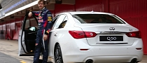 Infiniti Appoints Sebastian Vettel As Director of Performance