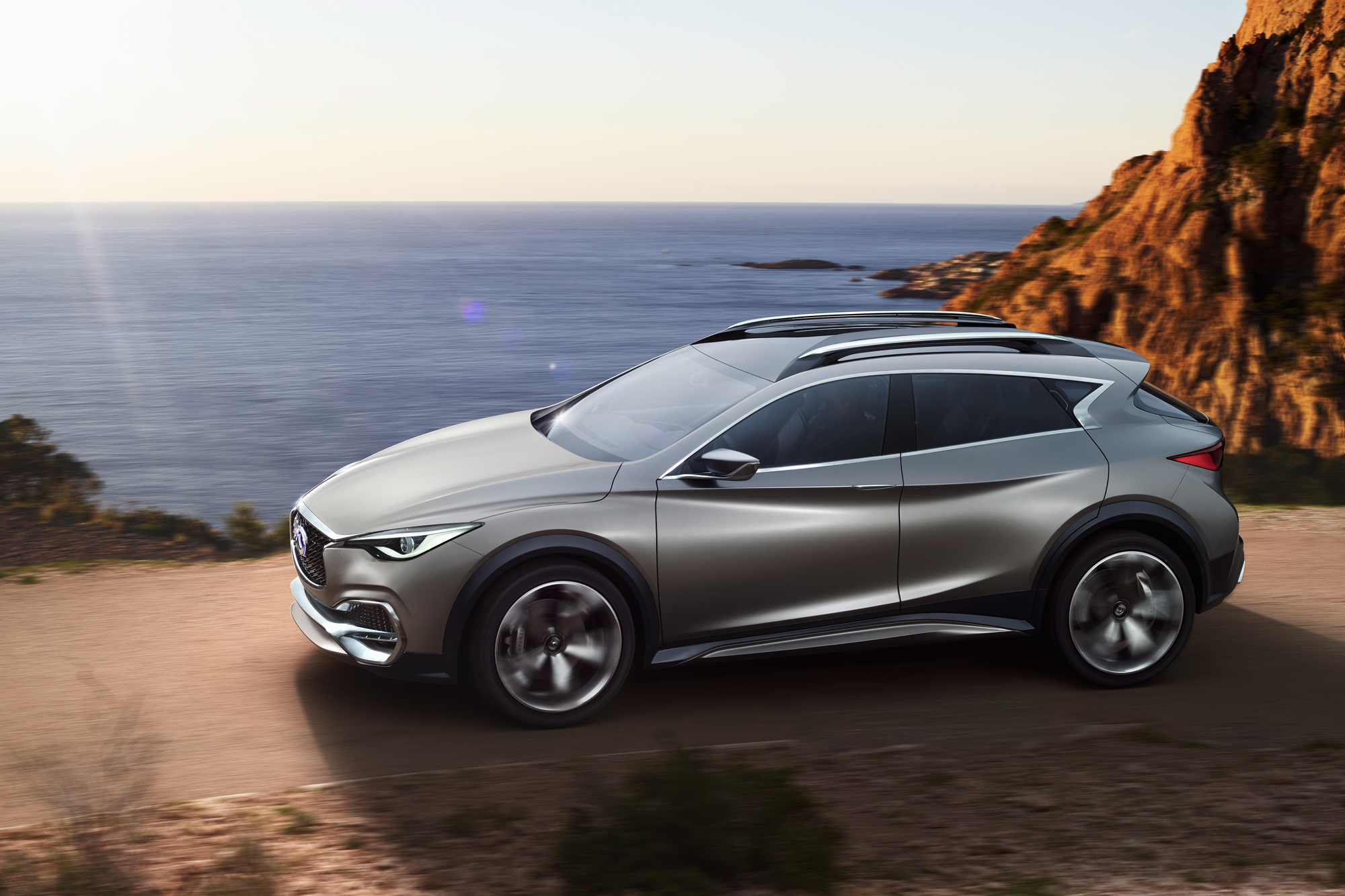Infiniti Bringing Qx30 Q60 And Q80 Concepts To 2015
