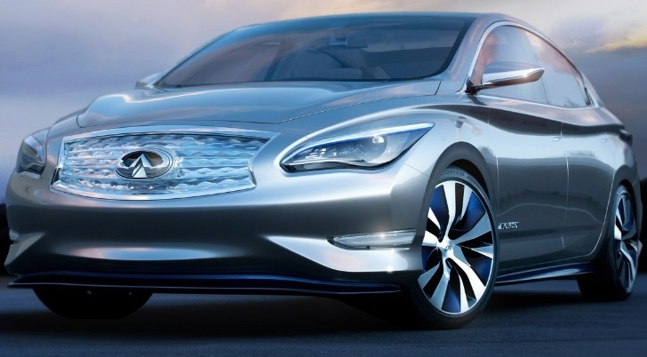 Infiniti Delays EV Development, Flagship Coming for 2020