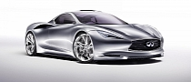 Infiniti Emerg-E to Make North American Debut at Pebble Beach
