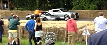 Infiniti Emerg-e Breaks Down During Goodwood Run [Video]