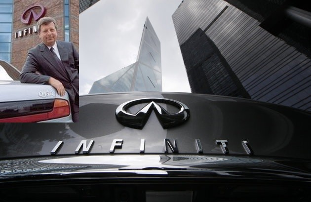 Infiniti Founder Bill Bruce Dies at 70