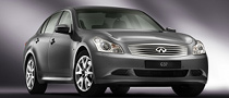 Infiniti G Will Get a 4-Cylinder Engine from Mercedes-Benz