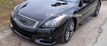 Infiniti G37 Coupe Performance Version Uncovered