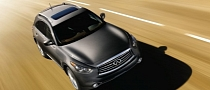 Infiniti Halts Exports to China Until January 2013