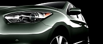 Infiniti JX Concept First Image Released