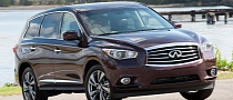 Infiniti JX35 Recalled Over Fuel Gauge Issue