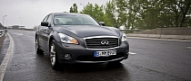 Infiniti M to Be Sold as Mitsubishi Model from Summer 2012