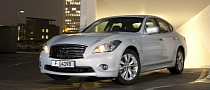Infiniti M35h Gets Greener for 2012