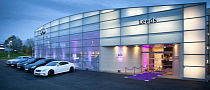 Infiniti Opens New UK Showroom in Leeds