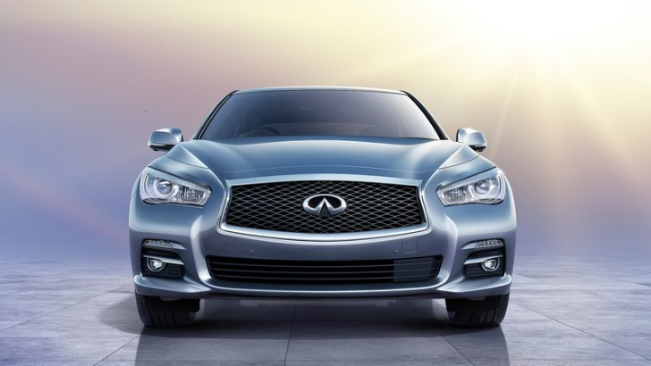 Infiniti Planning Flagship Luxury Sedan, Coupe