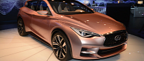 Infiniti Q30 Concept Makes US Debut in Los Angeles [Live Photos]
