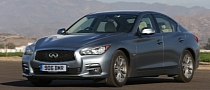 Infiniti Q50 Gets Executive Version in the UK
