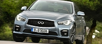 Infiniti Q50 Gets New 2.0-Liter Turbo Engine
