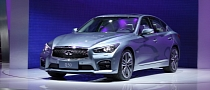 Infiniti Q50 Sedan Named Best Chinese Premiere at 2013 Shanghai Auto Show