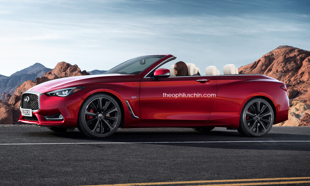 2015 Infiniti Q60 Convertible >> Infiniti Q60 Convertible Not Happening, At Least Not Now - autoevolution