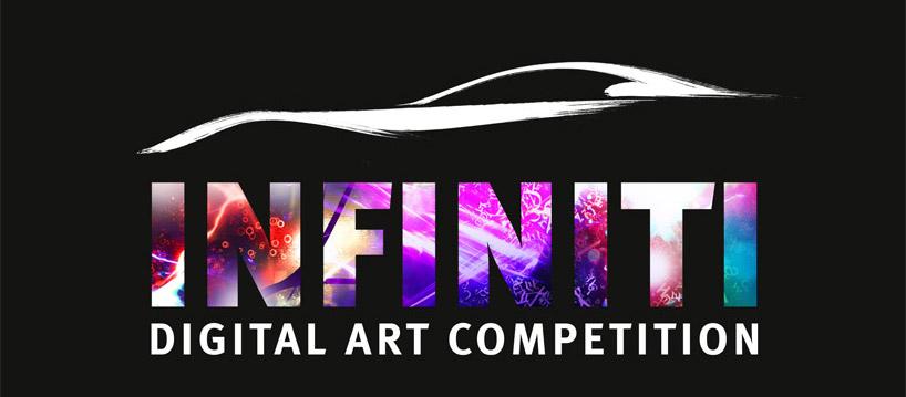 Infiniti Kicks Off Digital Art Compeion