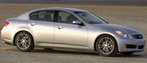 Infiniti Recalls Over 134,000 G35 Sedans and Coupes