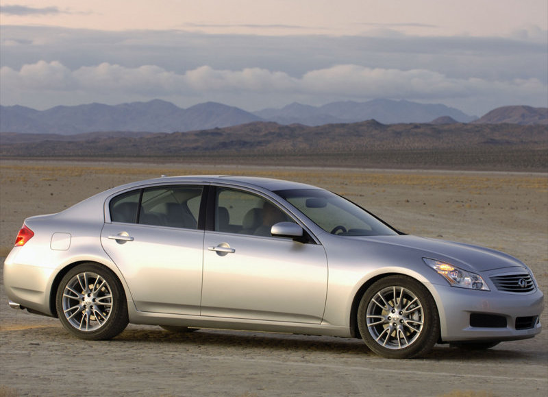 Infiniti Recalls Over 134 000 G35 Sedans And Coupes
