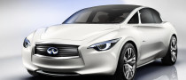 Infiniti Reveals ETHEREA Concept Ahead of Geneva Debut