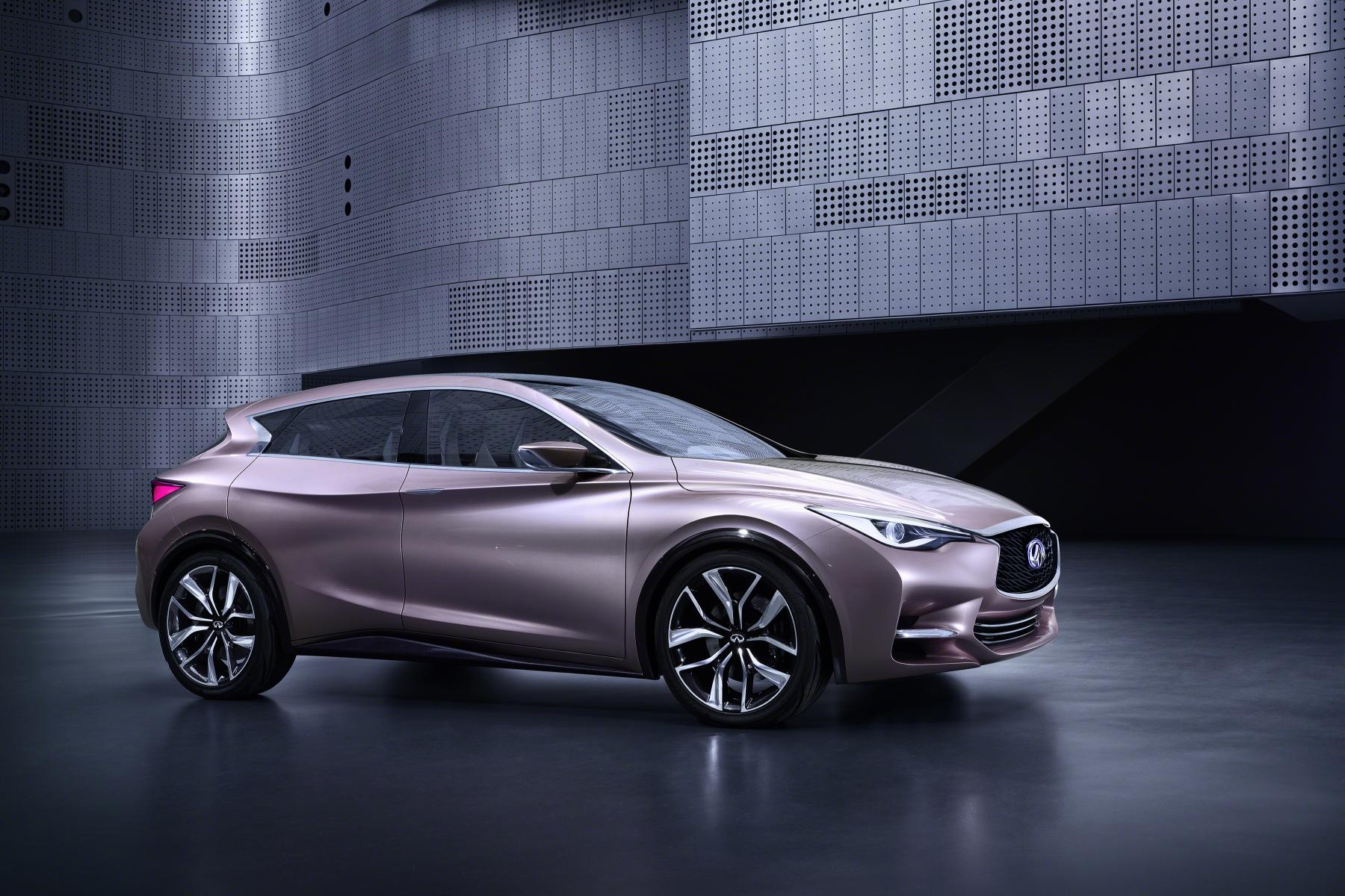 2015 infiniti fx redesign images reverse search filename infiniti shows q30 concept ahead of frankfurt debut 657581g vanachro Gallery
