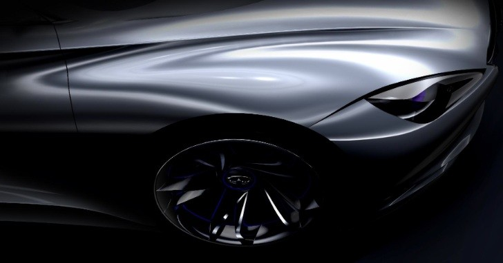 Infiniti Teases Geneva-Bound Electric Sports Car Concept