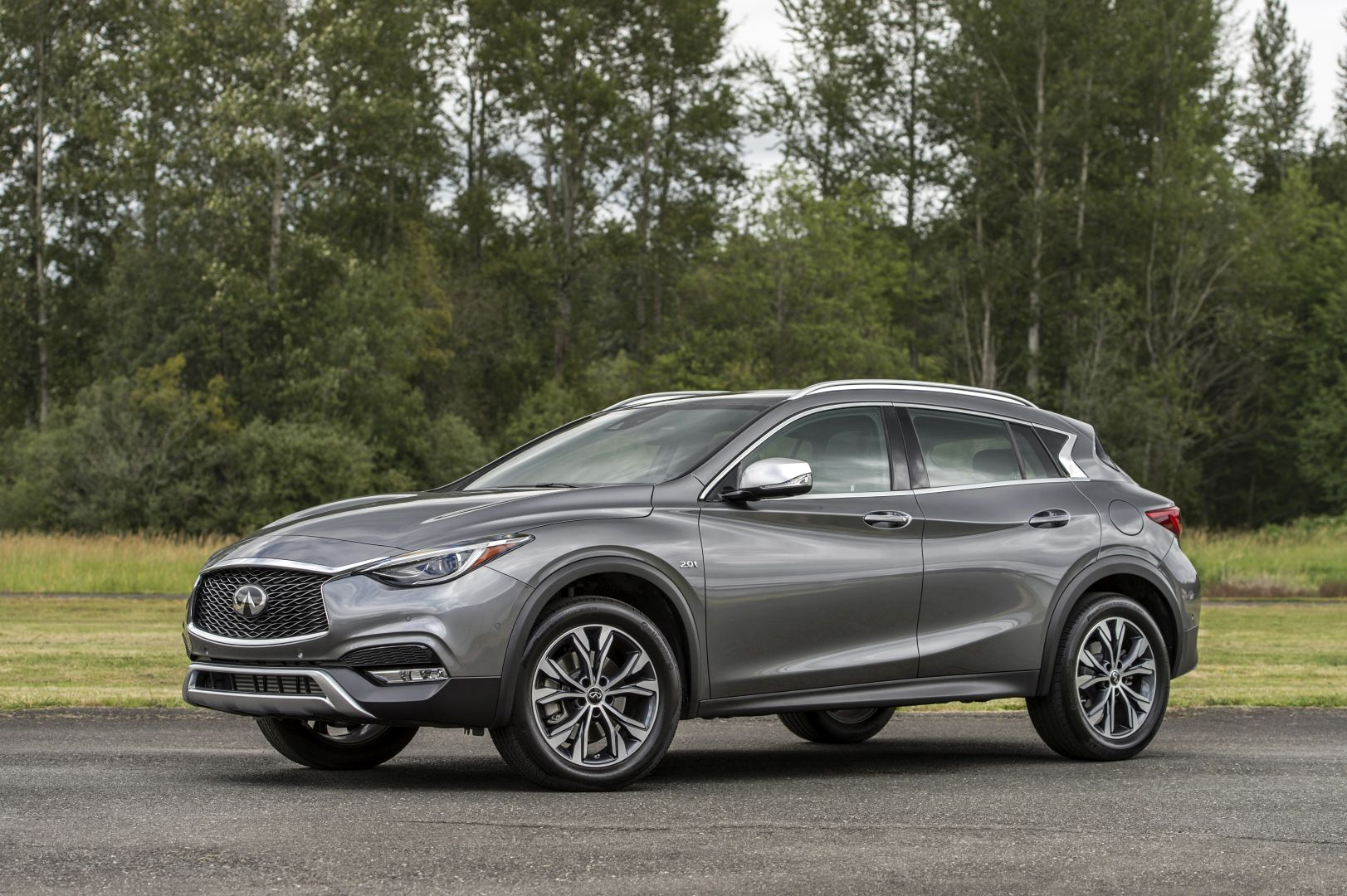 Infiniti's killing off the QX30, and pulling out of Western Europe