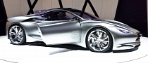 Infiniti to Unveil EV Concept in New York