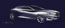Infiniti's Upcoming Flagship Revealed by Leaked Sketch?