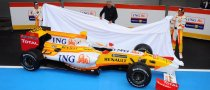 ING Group Announce F1 Quit