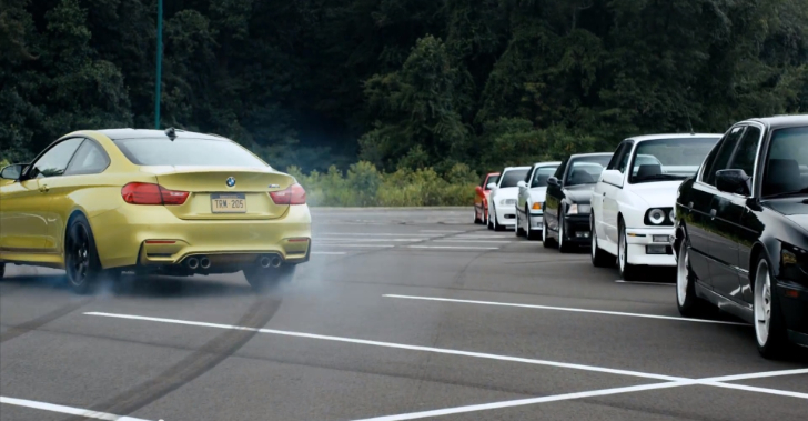 Bmw Drifting Car Cars And One Drift Video