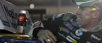 Injured Carl Edwards Takes Win at Richmond