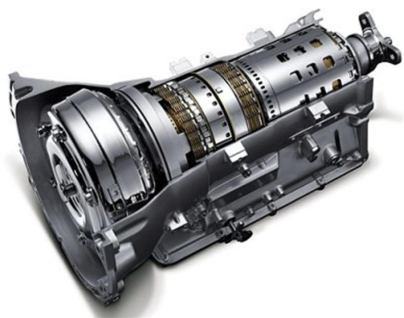 Innovative 6-Speed Automatic Transmission to Equip Future ...