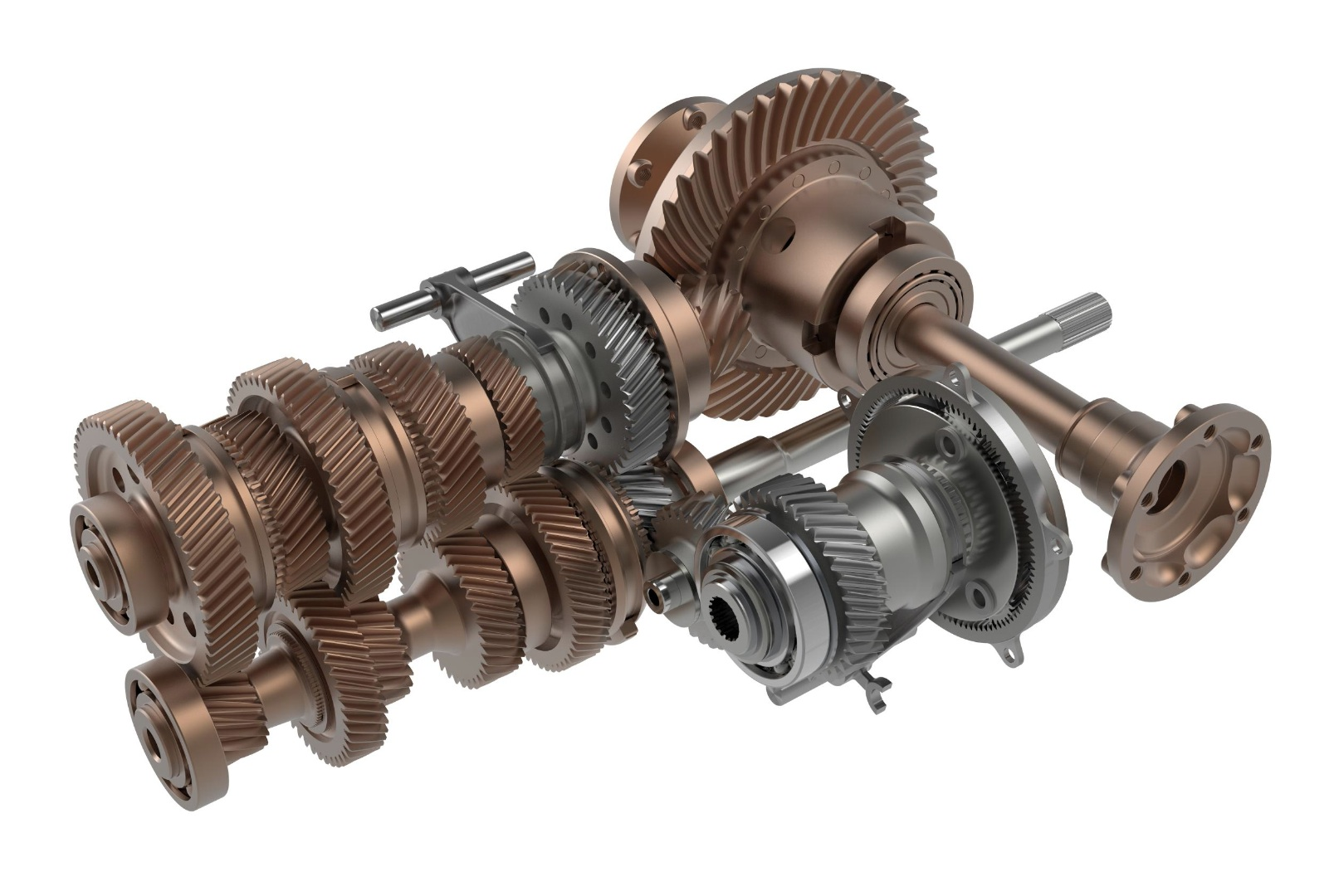 Innovative New Transmission From Graziano Revealed Autoevolution