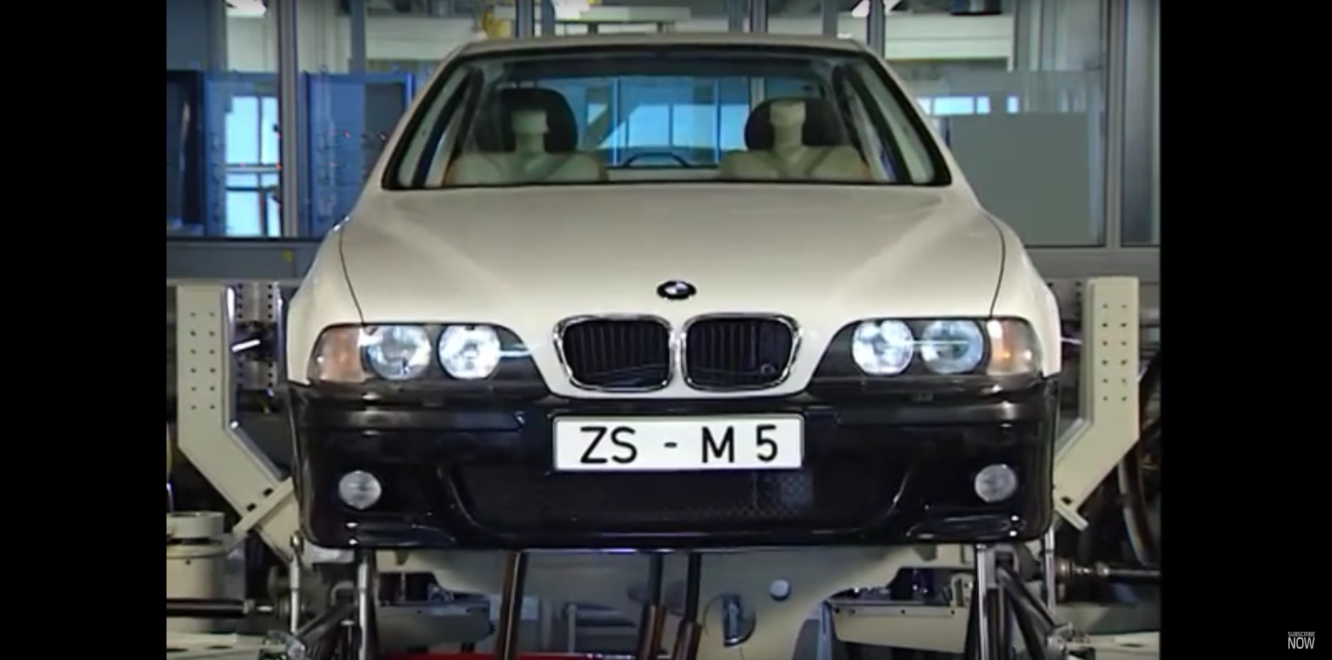 Interesting Video Shows How The Bmw E39 M5 Was Tested Before Entering Production Autoevolution