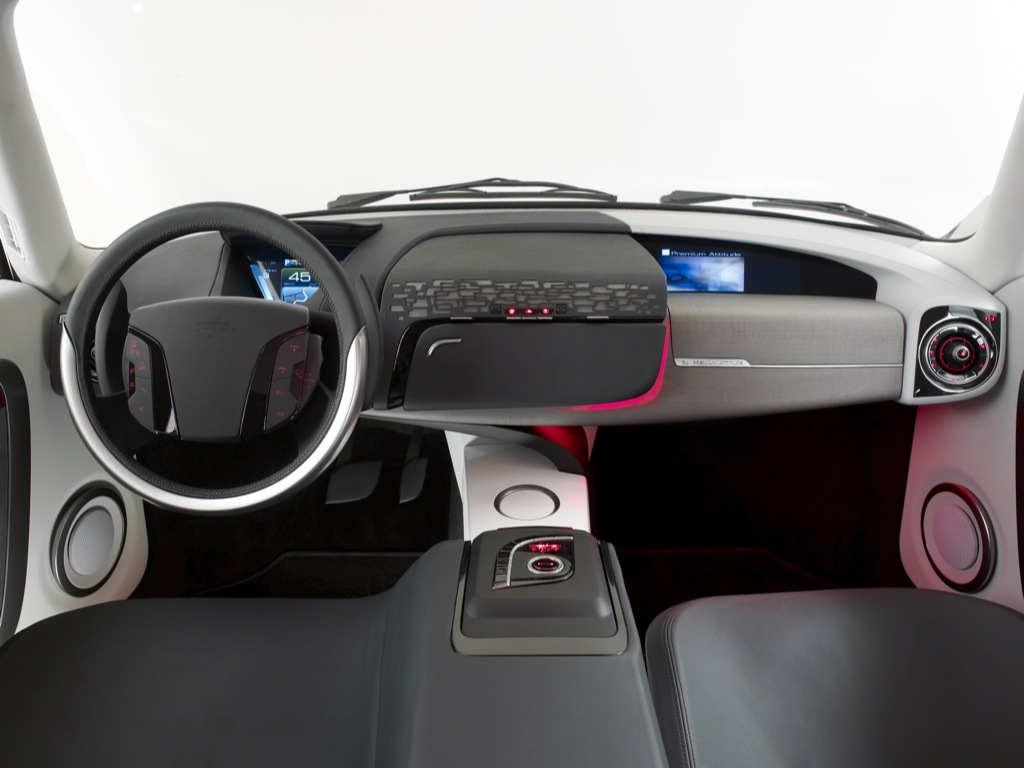 Marvelous Premium Attitude, The New Design And Innovation Concept Car Of Faurecia. Faurecia  Interior Systems ...
