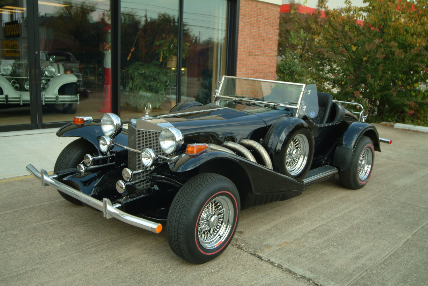 Internet Find Of The Day 1979 Excalibur Roadster Series