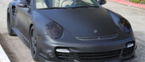 David Beckham's 2008 Porsche 911 Turbo Convertible for Sale