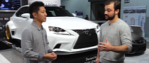 Interview With Lexus IS deviantART Contest Winner [Video]