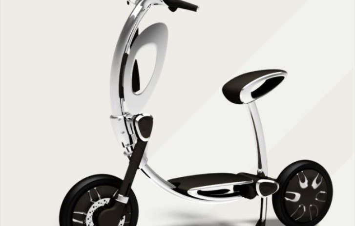 This Personal Vehicle Is an Evolution of The Bike Electric and Ideal for Cities