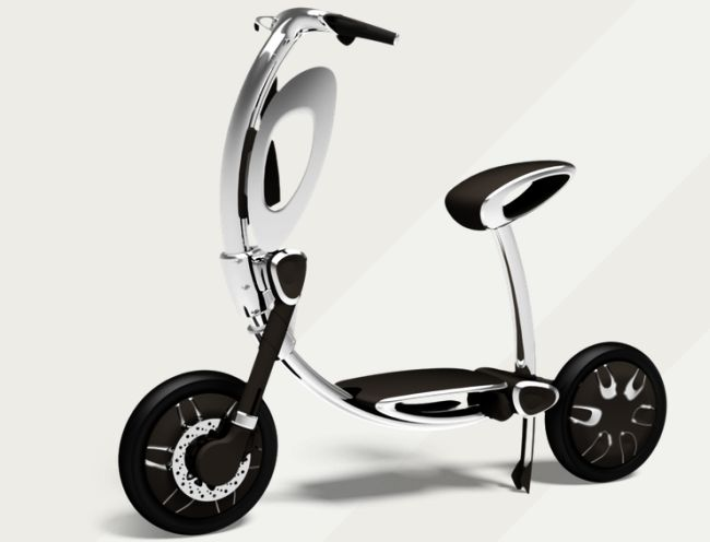 Inu Is the Future's Electric Bike that You Fold and Store ...