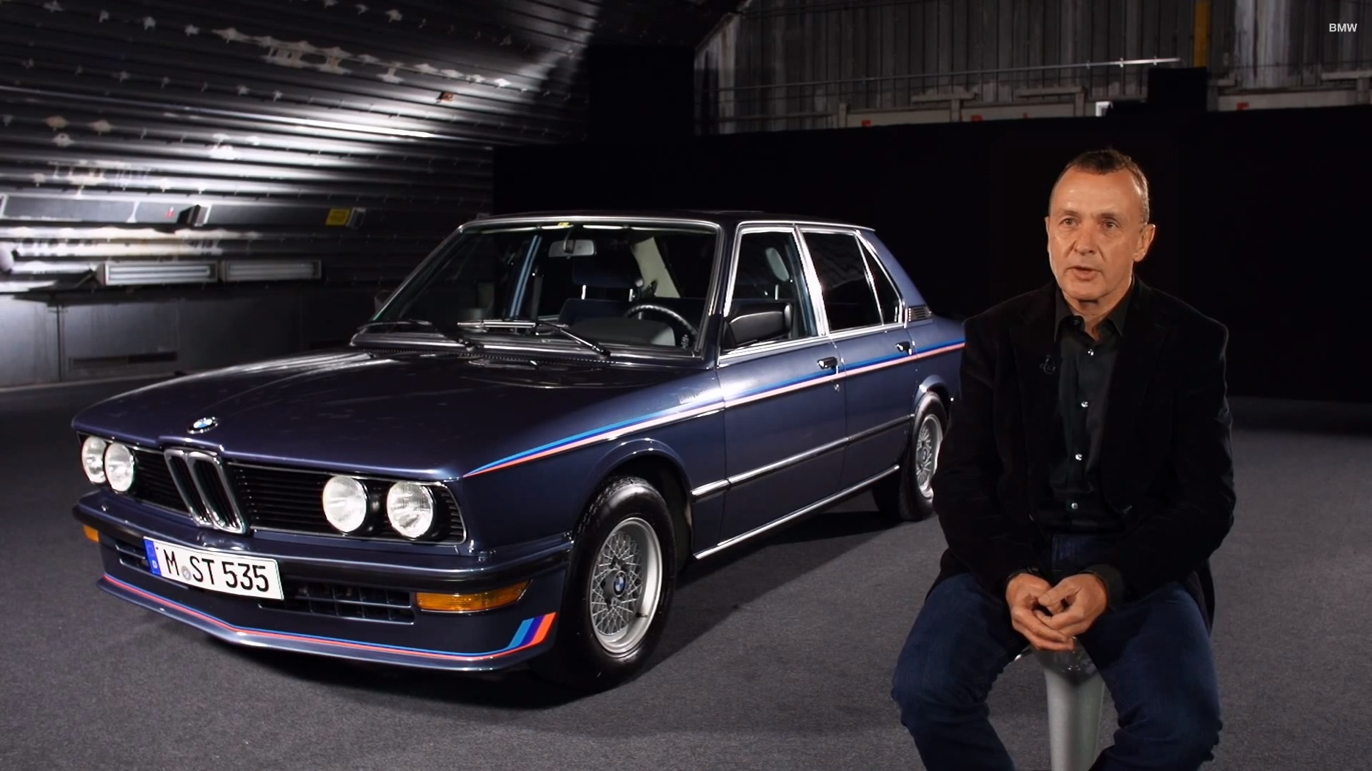 Bmw M535i Inventing The Sports Sedan Autoevolution